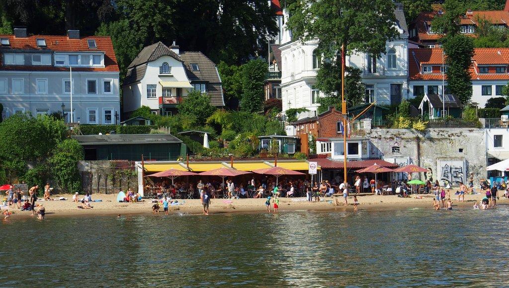 Der Beach Club Elbperle