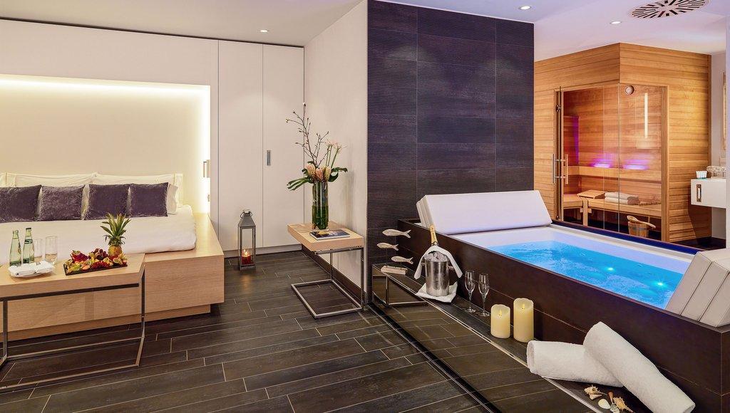 Private Spa Lounge