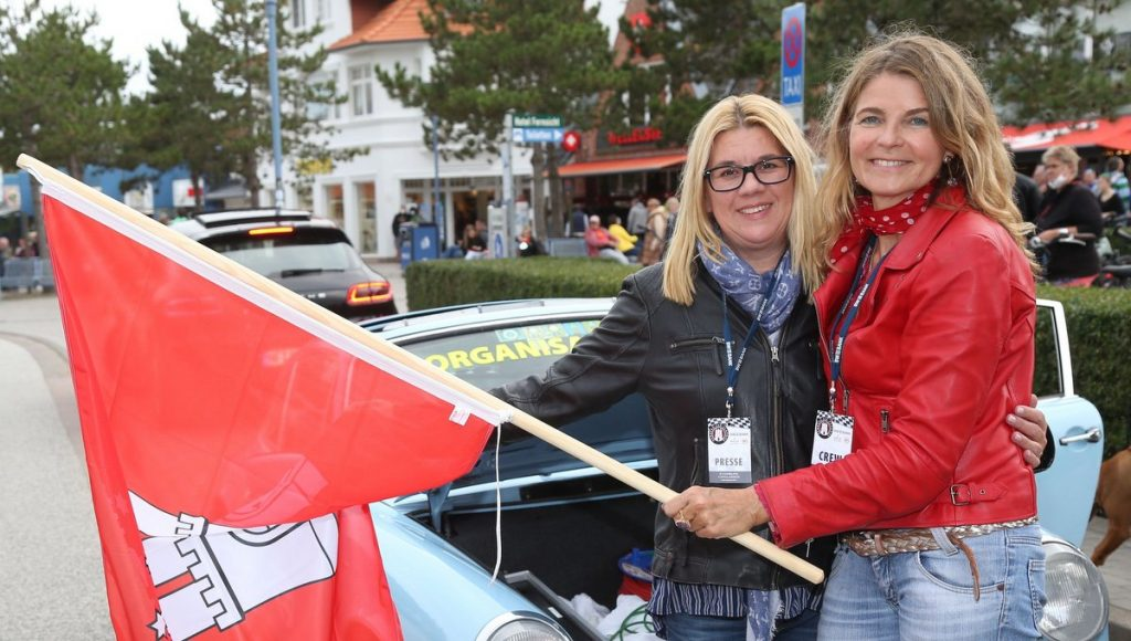 Claudia Schulz und Birte Ballauf