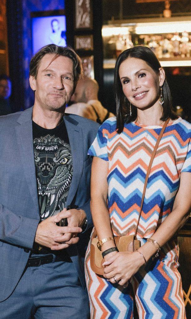 Thure Riefenstein mit Danny Michalski