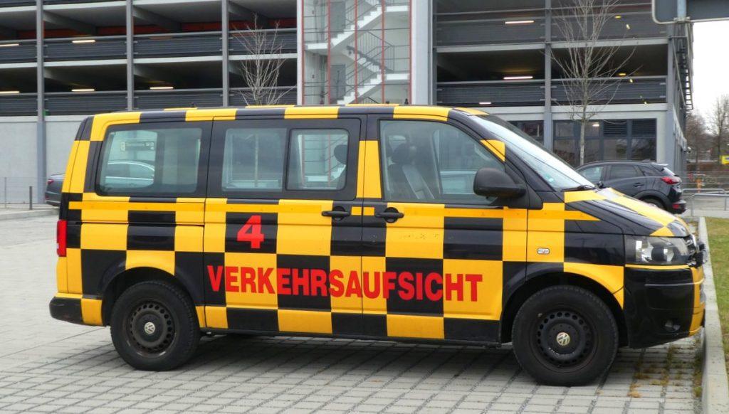 Auch ein Motiv für Plane Spotter: erkehrsfahrzeug Hamburg Airport