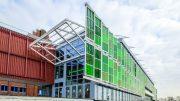 Hammerbrooklyn.DigitalPavillon Aussensicht