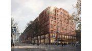Das neue Hyatt Hotel in der Möcnkebergstrasse
