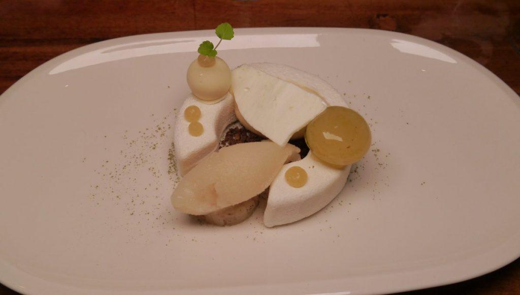 Dessert Mit Williams Christ Birne