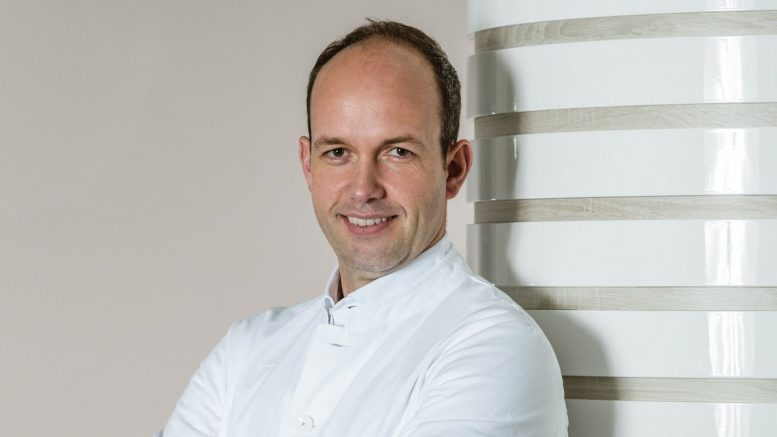 Der Arzt Tim Rumler von Rüden