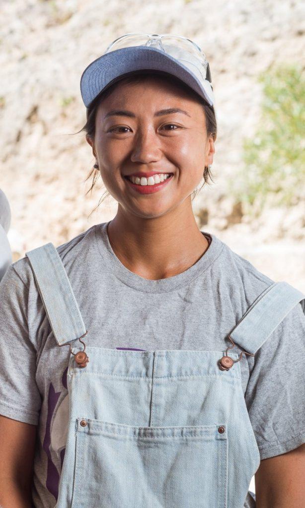 Jina Lee eine australische Künsterlin