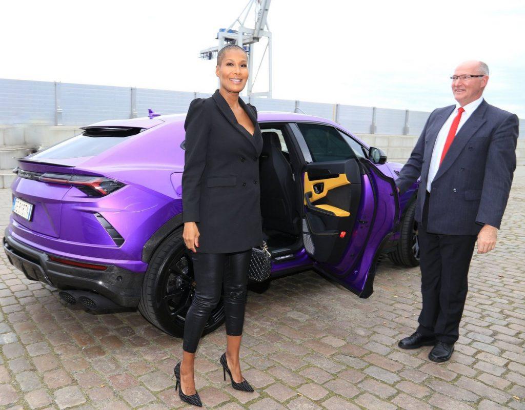 Lamborghini Usus mit Marie Amiere