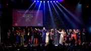 Offizielles Gruppenfoto für des DEUTSCHER MUSICAL THEATER PREIS 2020/21