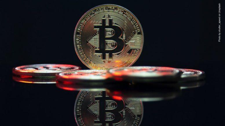 Symbolfoto Bitcoin Münzen