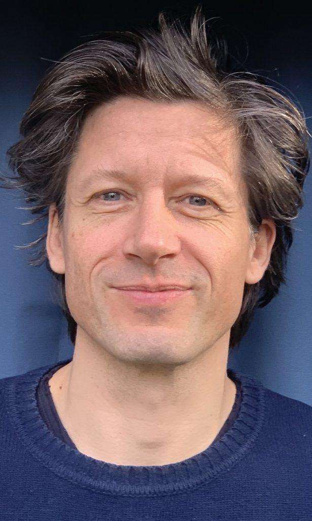 Der Gründer der Nachhaltigkeitsmesse Lovis Willenberg